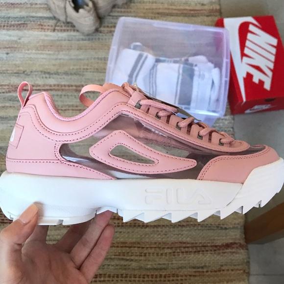 Fila Shoes | Fila Disruptor 2 Clear